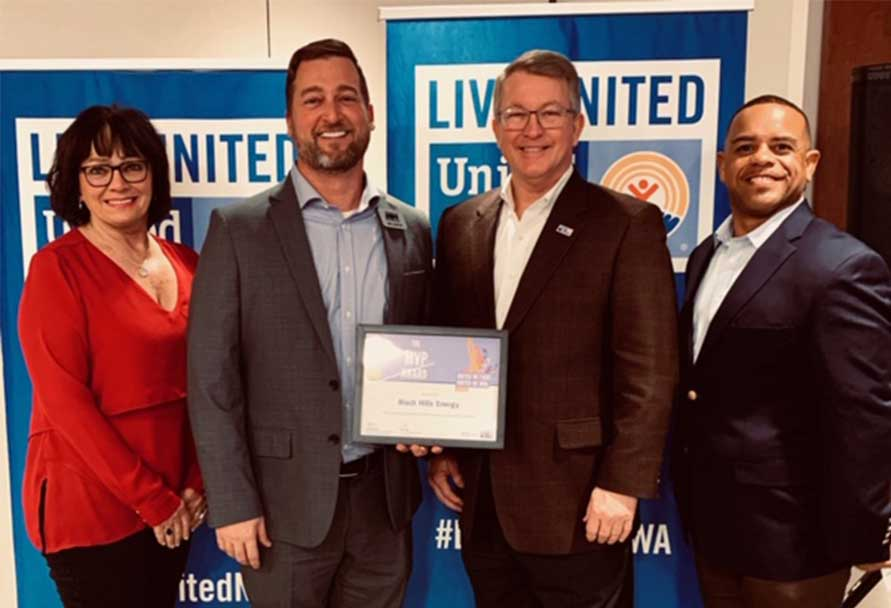 Arkansas United Way award
