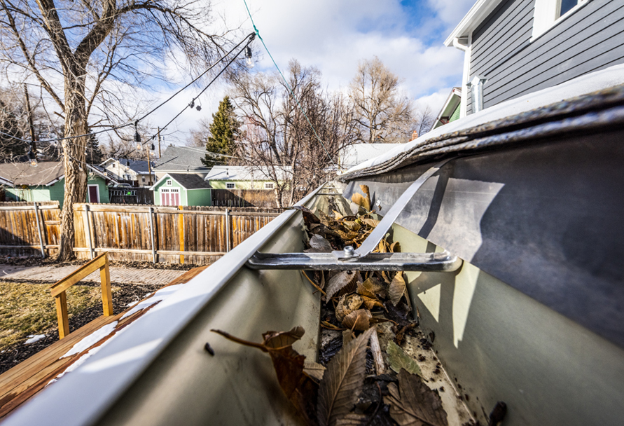 Gutter cleaning is one of the most dangerous household tasks. Here's how to stay safe.